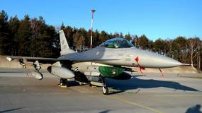 Pierwsza tura amerykańskich F-16 już w Polsce