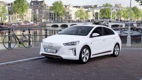 Hyundai Ioniq - czas na wersję elektryczną