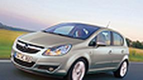 Opel Corsa - Tytuł dla Corsy!