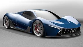 Maserati MC-63 Concept– szybkość i elegancja
