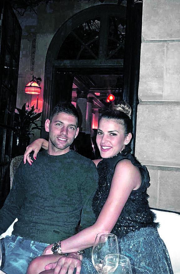 Filip Krajinović i Anđela Novičić