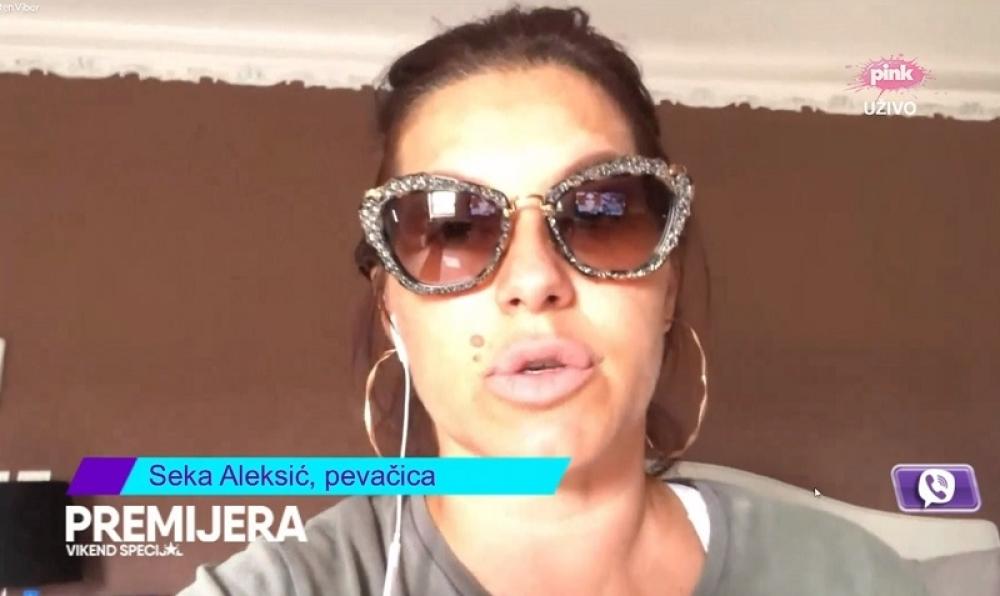 Seka Aleksić slomljena pošto je saznala da je estradni menadžer umro od korone, pa se dotakla SVETOG PISMA!