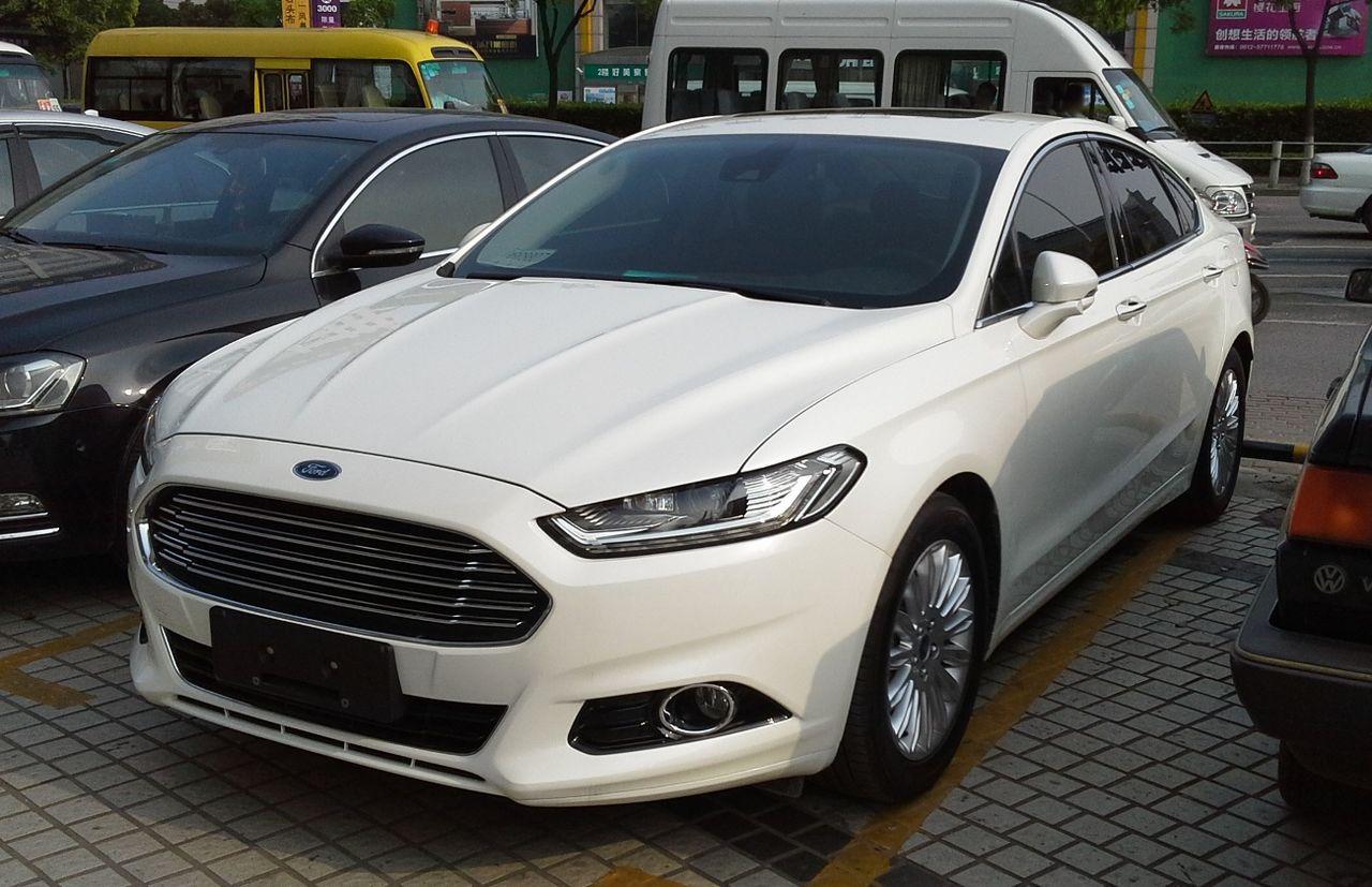 Ford Mondeo IV Mk 5 (2014 - ) - recenzje i testy, opinie, zdjęcia i dane techniczne