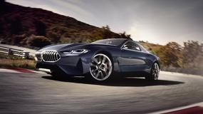 BMW serii 8 – powrót luksusowego coupe