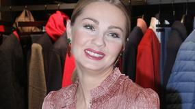 Małgorzata Socha zaliczyła makijażową wpadkę