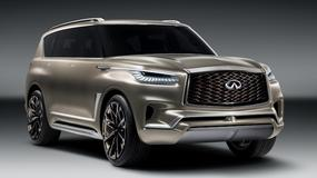 Infiniti QX80 – studium luksusowego SUV-a