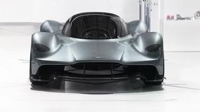 Aston zapowiada konkurenta Ferrari