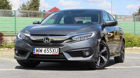 Honda Civic Sedan – pierwszy kontakt | TEST