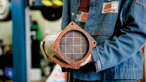 Eksploatacja diesli - zatkany filtr cząstek stałych: co dalej?