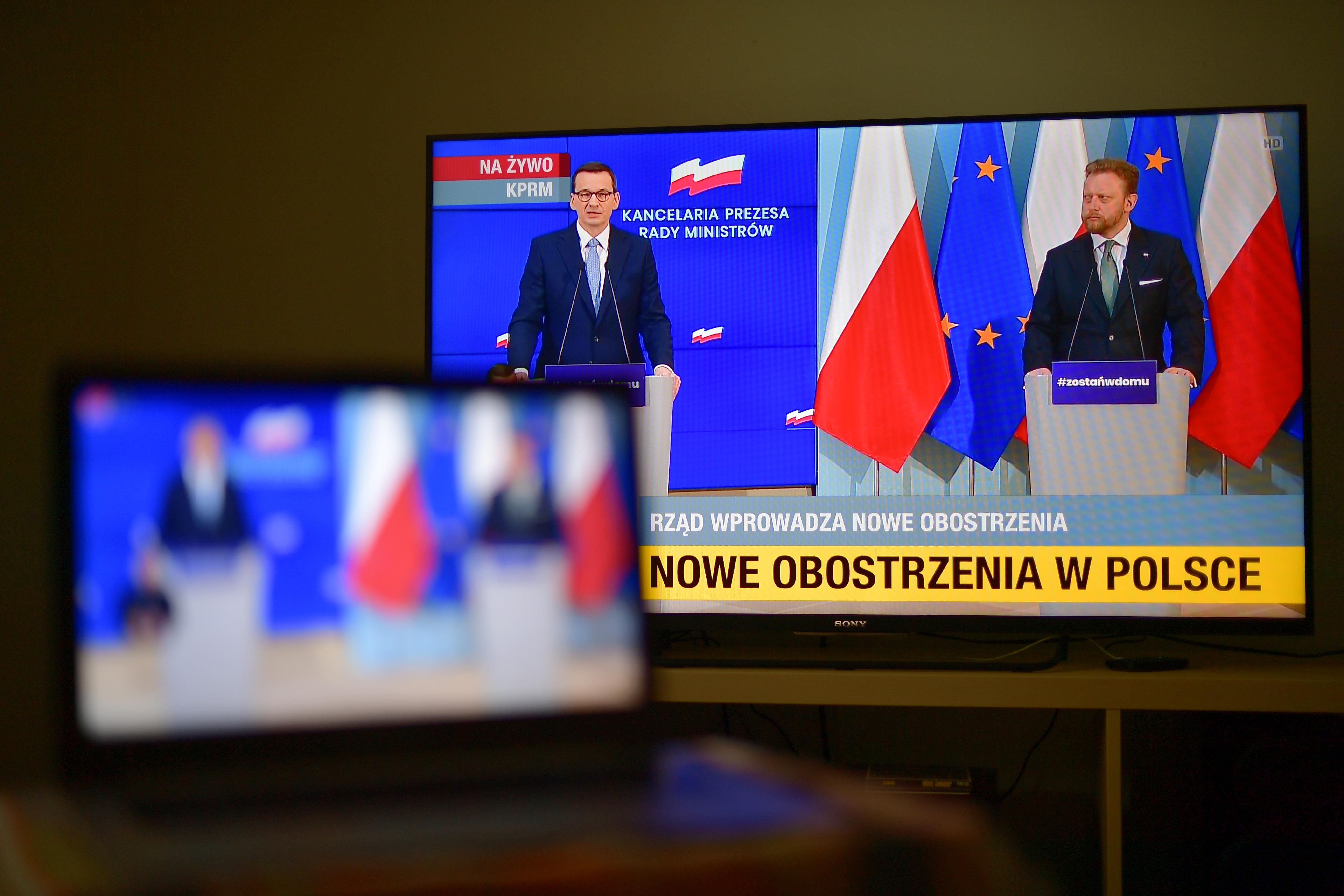 Koronawirus w Polsce - nowe ograniczenia od 1 kwietnia i 2 kwietnia 2020 r. - Gospodarka - Forbes.pl
