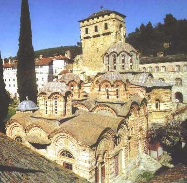 Stefan Nemanja sa sinom Savom zaslužan je za izgradnju manastira Hilandara