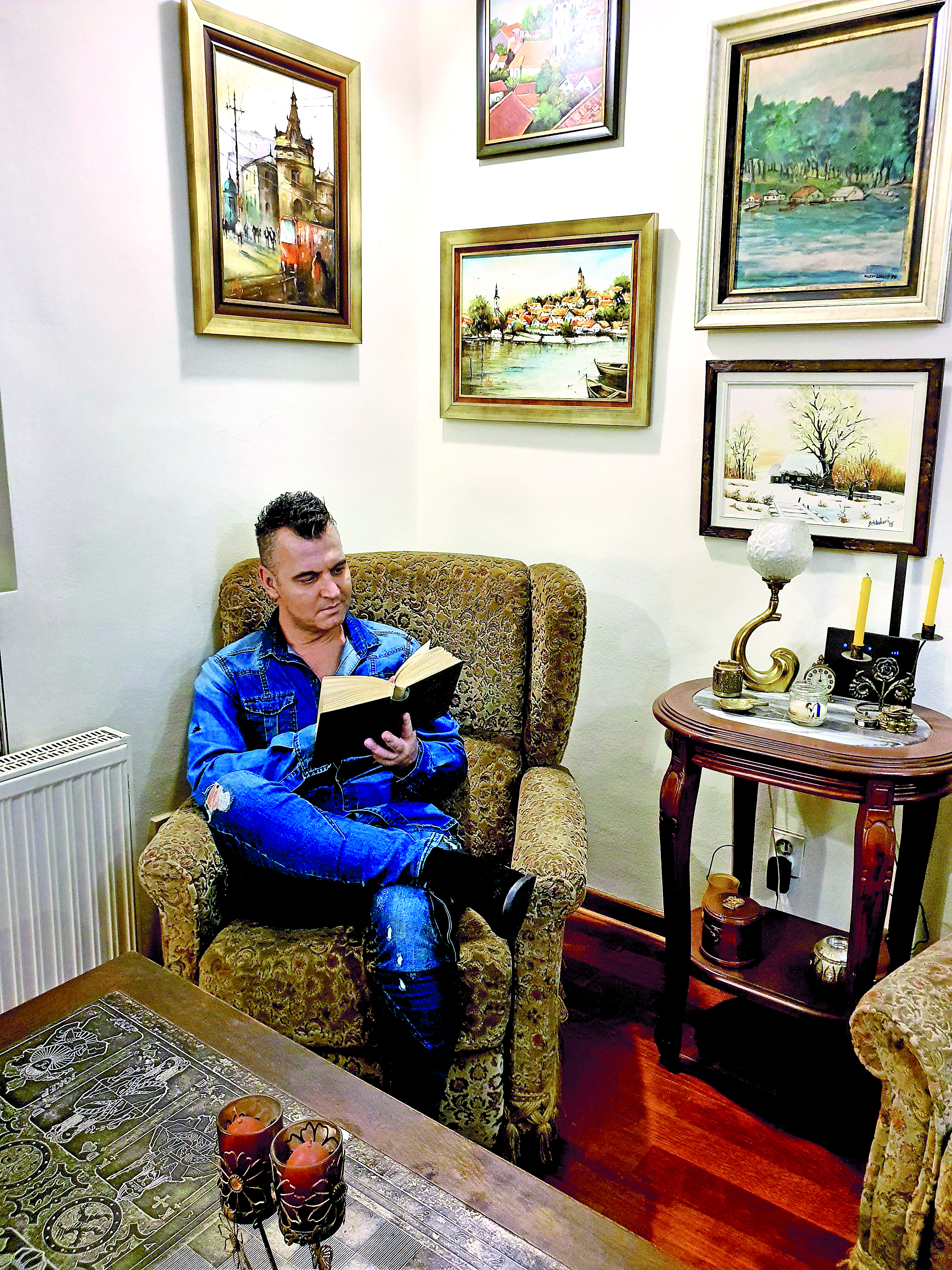 Zavirite u DOM Milana Miloševića!