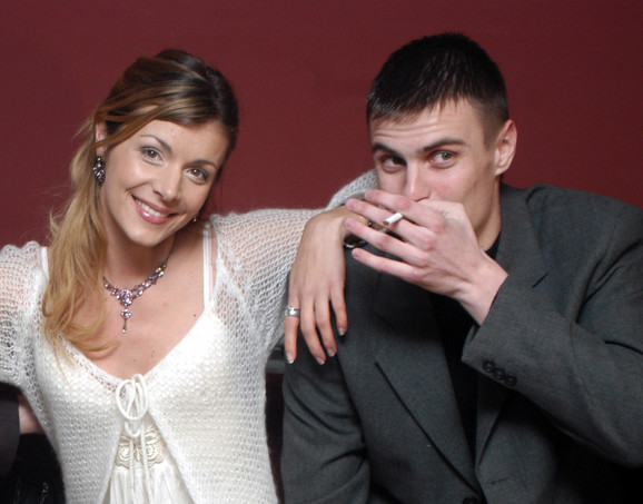 Bojana Stefanović i Vuk Kostić