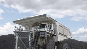 Liebherr T284 - największa ciężarówka świata