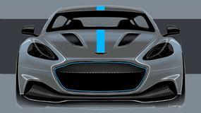 Nadjeżdża elektryczny Aston Martin