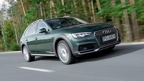 Audi A4 Allroad - kombi na szosę