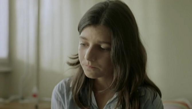 Čarna Manojlović u filmu