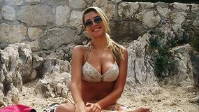 Mirta Surjak - seksowna chorwacka dziennikarka sportowa