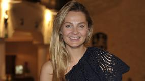 Małgorzata Socha w pięknej kreacji i inne gwiazdy na charytatywnej kolacji