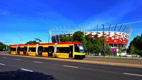 Już 500 tramwajów Pesy kursuje w polskich miastach