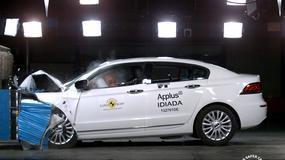 EuroNCAP - pierwszy Chińczyk na 5 gwiazdek