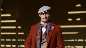 Street style na targach mody męskiej Pitti Uomo we Florencji