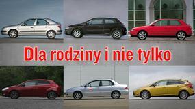 Nasze typy w klasie kompakt: od 3 do 30 tys. zł