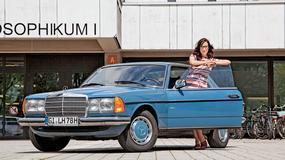 Mercedes 280 CE (C123) - Ulubieniec hipsterów