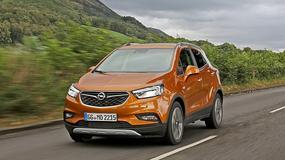 Opel Mokka X - świeża Mokka