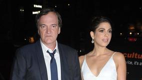 Quentin Tarantino i Daniella Pick świętują zaręczyny