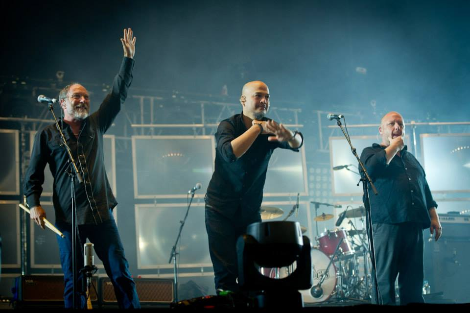 Pixies na Orange Warsaw Festival 2014