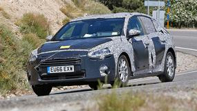 Nowy Ford Focus przyłapany na testach. Czy będzie też elektryczny?