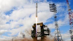 Udany start rakiety Angara, przy trzecim podejściu