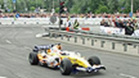 Grand Prix na ulicach Warszawy