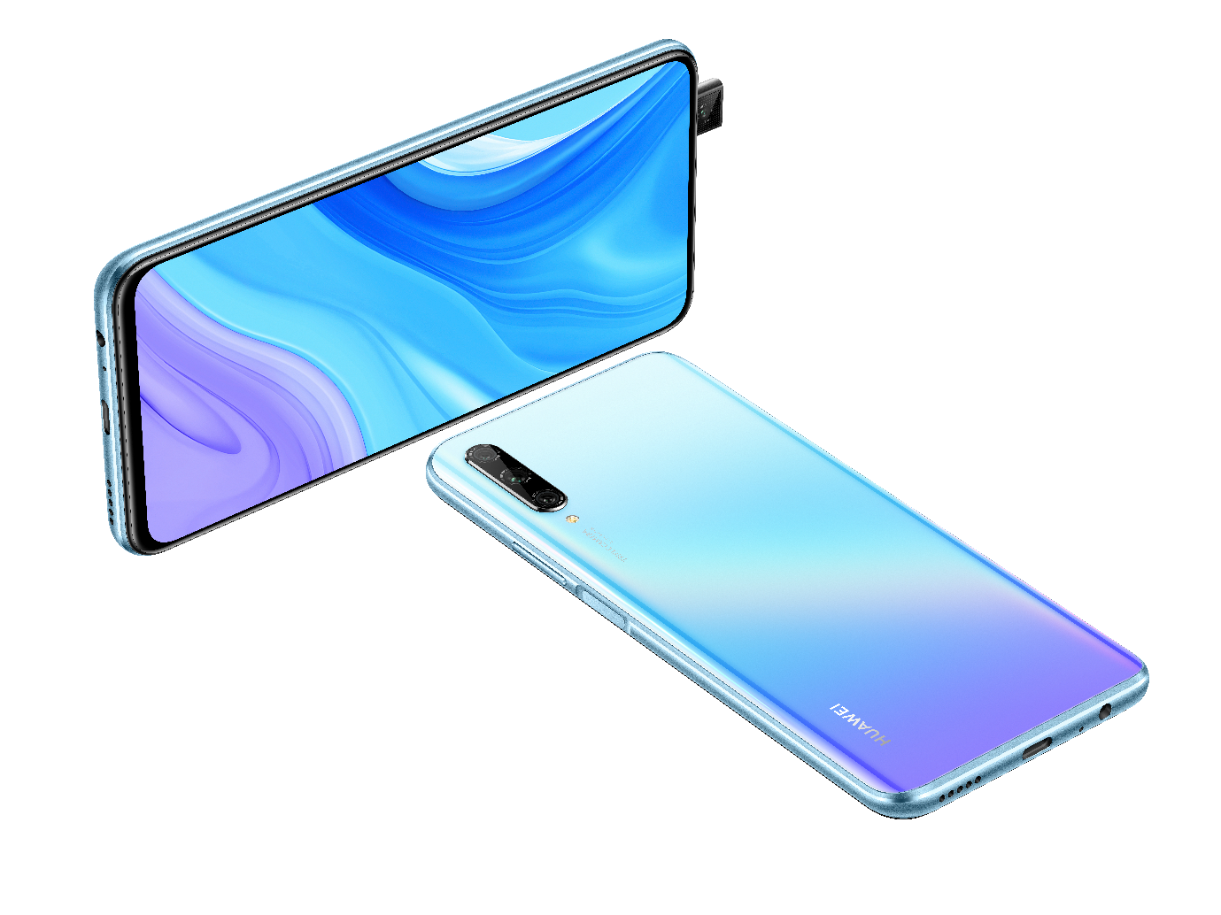 A stunning new display and a pop-up camera are among the coolest features of the new HUAWEI Y9s