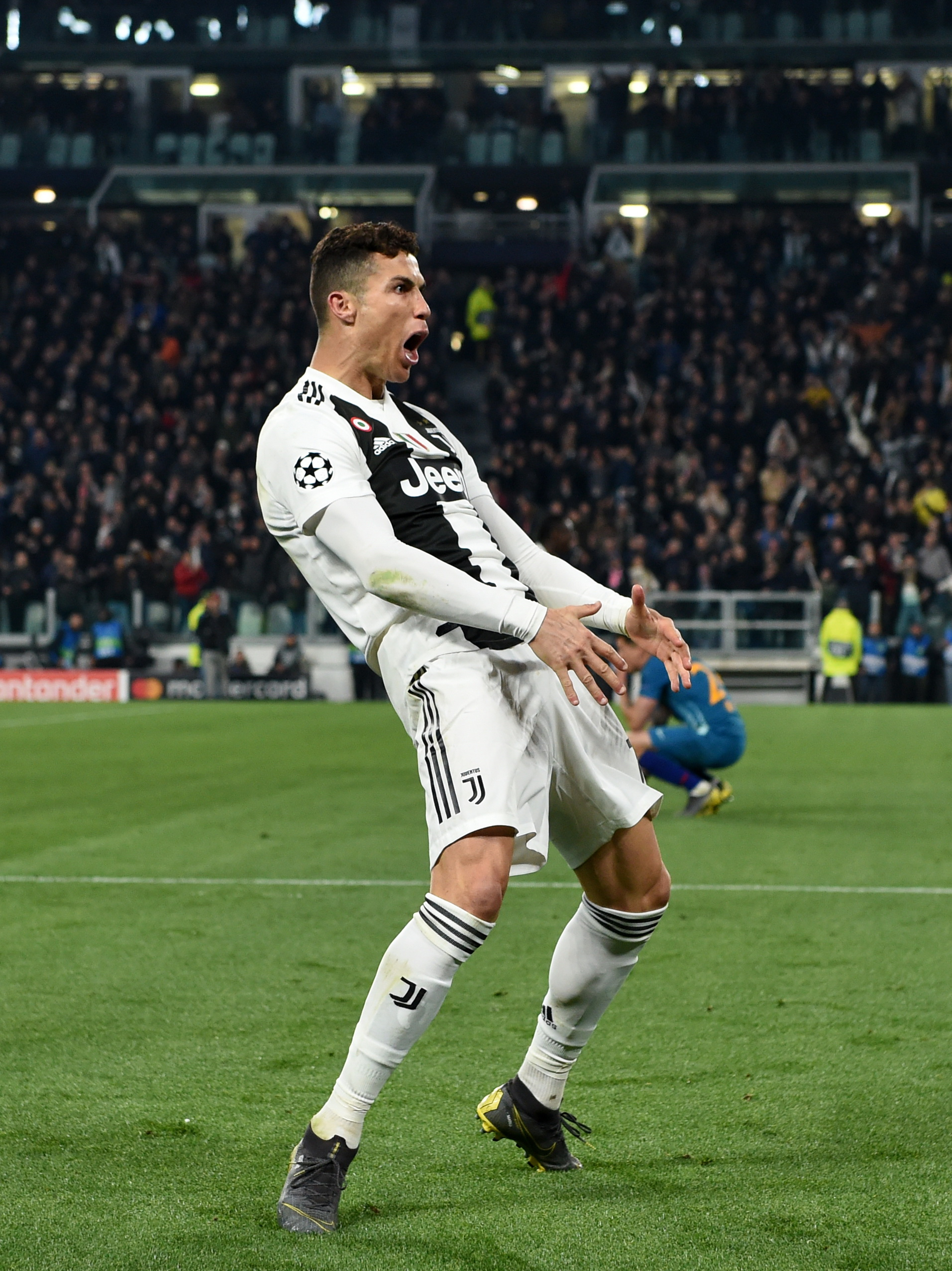 Ronaldo gólöröme /Fotó: Getty Images