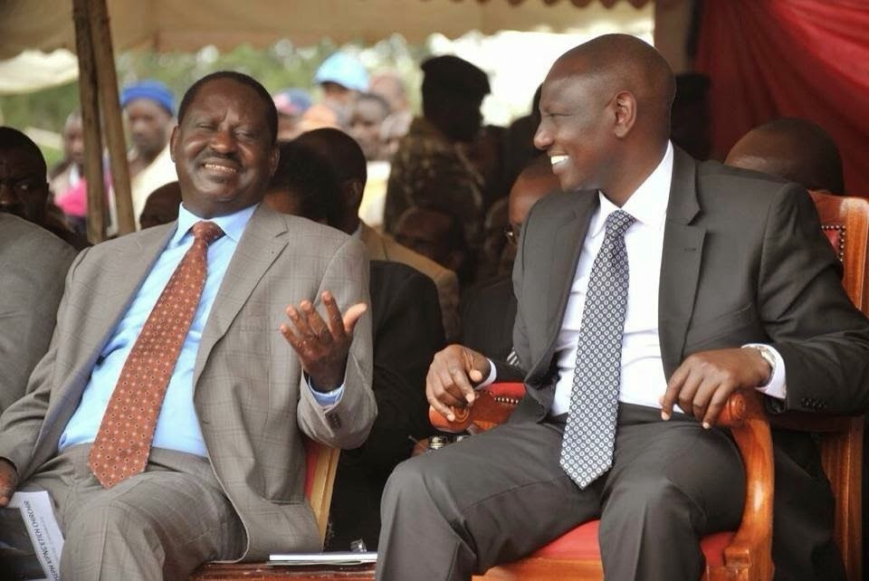 ElectionsKE DP Ruto unveils new plan to finish Raila