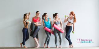 Umereno vežbanje podiže raspoloženje