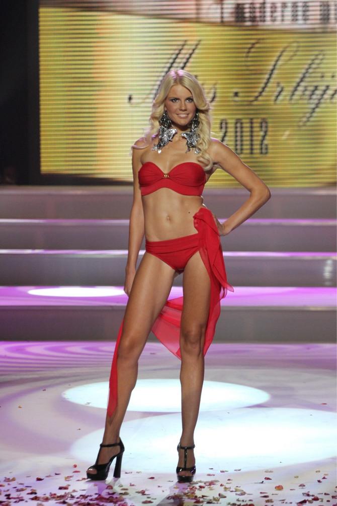 Ovako je Nikolina izgledala kada se pre šest godina takmičila za titulu najlepše Srpkinje