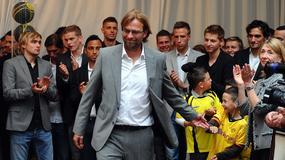 Piłkarze Borussi gościli u burmistrza Dortmundu