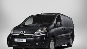 Dostawcza Toyota ProAce od PSA