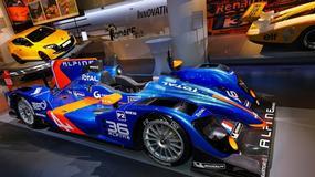 Renault Alpine w Le Mans