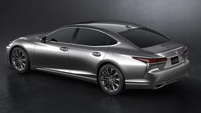 Lexus LS – nowy kierunek