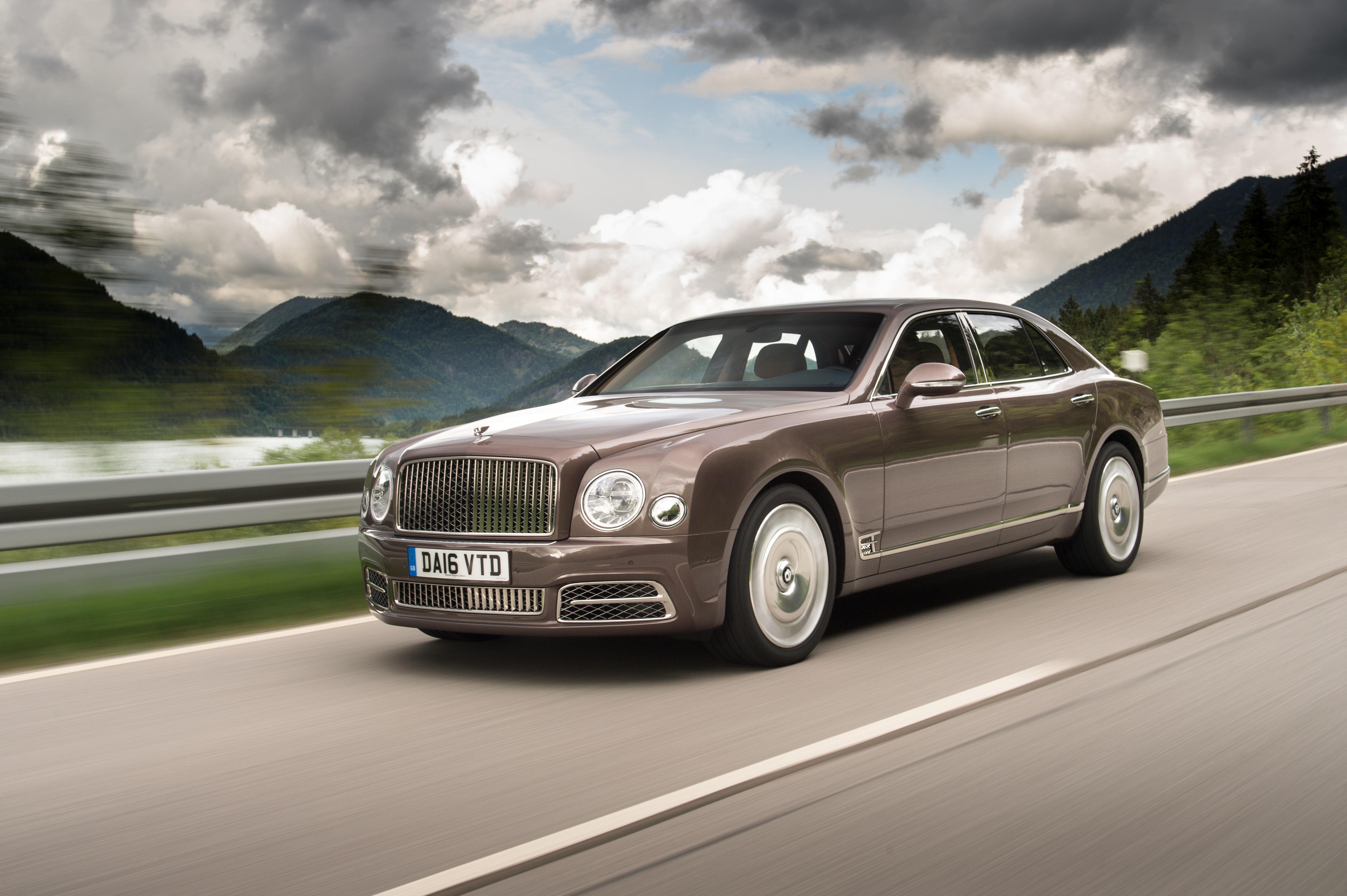 Bentley Mulsanne – testy i recenzje zdjęcia opinie dane techniczne