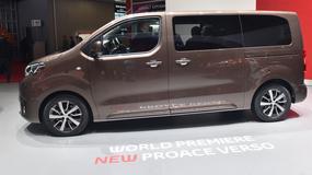 Toyota ProAce Verso i rodzeństwo - Francusko-japoński  sojusz przeciwko VW T6