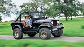 Jeep CJ-7 - wolny jak ptak