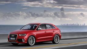 Audi RS Q3 na zdjęciach