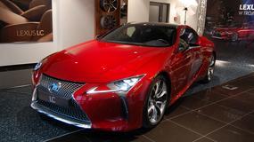 Lexus LC w Polsce: sprzedano już 10 egzemplarzy