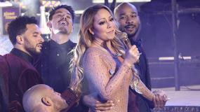 """Mariah Carey zaliczyła sporą wpadkę na sylwestra. Tym razem nie chodzi o kreację. """"Rzeczy lubią się je*ać"""""""