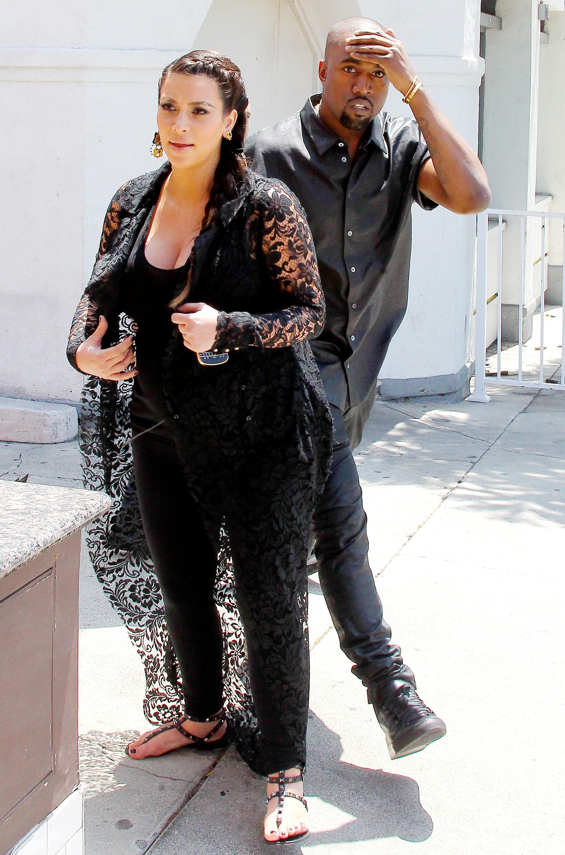 Od kiedy spotykają się Kim Kardashian i Kanye West
